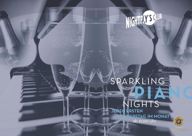 Sparkling Piano Nights at Nightfly's